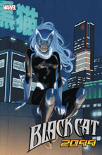 Image: Black Cat #6 (variant 2099 cover - Noto) - Marvel Comics