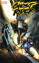 Image: Ghost Rider #2 (incentive cover - Crain) - Marvel Comics