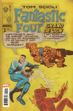 Image: Fantastic Four: Grand Design #2 - Marvel Comics