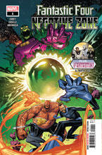 Image: Fantastic Four: Negative Zone #1 - Marvel Comics