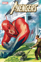 Image: Avengers #26 (variant Marvels 25th cover - Alex Ross) - Marvel Comics