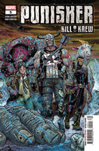 Image: Punisher: Kill Krew #5 - Marvel Comics