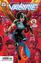 Image: Valkyrie: Jane Foster #5 - Marvel Comics