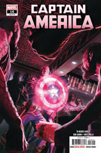 Image: Captain America #16 - Marvel Comics