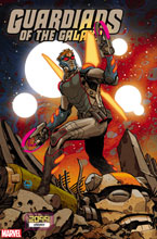 Image: Guardians of the Galaxy #11 (variant 2099 cover - Johnson) - Marvel Comics