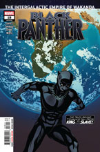 Image: Black Panther #18 - Marvel Comics