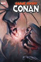 Image: Savage Sword of Conan #11 (incentive cover - Ferreyra) - Marvel Comics