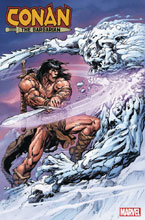 Image: Conan the Barbarian #11 (incentive cover - Neal Adams) - Marvel Comics