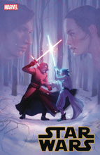 Image: Star Wars #74 (variant Greatest Moments cover - Voss) - Marvel Comics