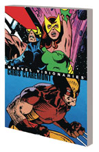 Image: Marvel Visionaries: Chris Claremont SC  - Marvel Comics