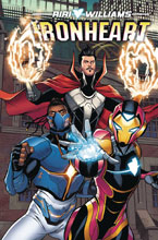 Image: Ironheart Vol. 02: Ten Rings SC  - Marvel Comics