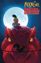 Image: Moon Girl and Devil Dinosaur Vol. 08: Yancy Street Legends SC  - Marvel Comics
