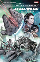 Image: Journey to Star Wars: The Rise of Skywalker - Allegiance Vol. 01 SC  (variant DM cover A) - Marvel Comics