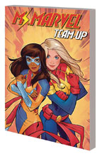 Image: Ms. Marvel Team-Up SC  - Marvel Comics