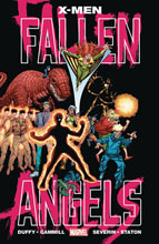 Image: X-Men: Fallen Angels SC  - Marvel Comics