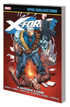 Image: X-Force Epic Collection: X-Cutioners Song SC  - Marvel Comics