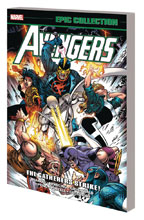 Image: Avengers Epic Collection: Gatherer's Strike! SC  - Marvel Comics