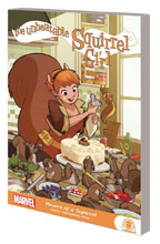 Image: Unbeatable Squirrel Girl: Powers of a Squirrel SC  - Marvel Comics