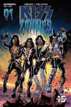 Image: Kiss: Zomibes #1 (cover C - Buchemi) - Dynamite