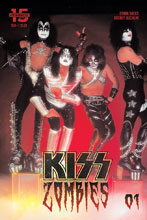 Image: Kiss: Zomibes #1 (cover D - Photo) - Dynamite