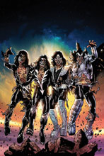 Image: Kiss: Zombies #1 (incentive 1:20 cover - Buchemi virgin) - Dynamite