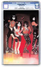 Image: Kiss: Zomibes #1 (variant Photo cover - Photo) (CGC Graded) - Dynamite