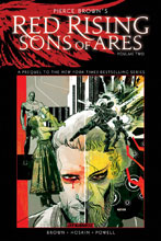 Image: Pierce Brown's Red Rising: Sons of Ares Vol. 02 HC  - Dynamite