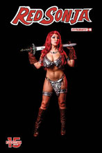 Image: Red Sonja #10 (cover E - Cosplay) - Dynamite