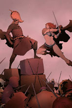 Image: Red Sonja Vol. 05 #10 (incentive 1:40 cover - Pham virgin) - Dynamite