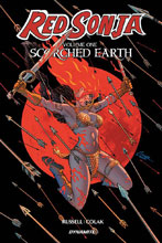 Image: Red Sonja: Scorched Earth SC  (2019) - Dynamite