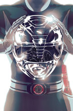 Image: Mighty Morphin Power Rangers #45 (Foil variant cover - Montes) - Boom! Studios