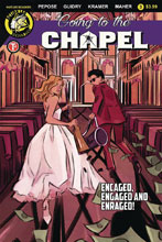 Image: Going to the Chapel #3 (cover A - Pearson) - Action Lab - Danger Zone