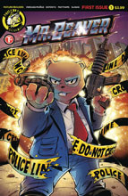 Image: Mr. Beaver #1 (cover A - Verdugo Munoz) - Action Lab - Danger Zone