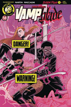 Image: Vampblade: Season 4 #7 (cover B - Young risque) - Action Lab - Danger Zone