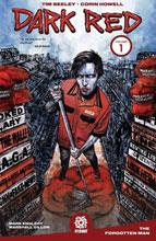 Image: Dark Red Vol. 01: The Forgotten Man SC  - Aftershock Comics