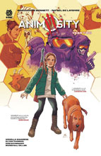 Image: Animosity Year Two HC  - Aftershock Comics