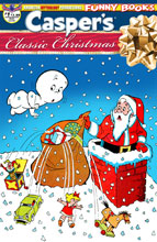 Image: Casper Classic Christmas #1 (cover A - Main) - American Mythology Productions
