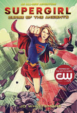 Image: Supergirl Vol. 02: Curse of the Ancients SC  - Amulet Books