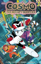 Image: Cosmo Mighty Martian #1 (cover D - Spaziante) - Archie Comic Publications