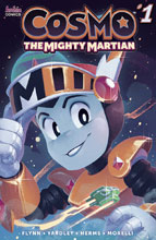 Image: Cosmo Mighty Martian #1 (cover E - Stanley) - Archie Comic Publications