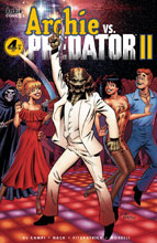 Image: Archie vs. Predator II #4 (cover F - Pepoy)  [2019] - Archie Comic Publications