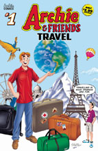 Image: Archie & Friends: Travel #1 - Archie Comic Publications
