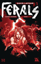 Image: Ferals #1 (variant C2E2 cover - ViP) - Avatar Press Inc