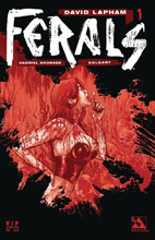 Image: Ferals #1 (variant Calgary cover - ViP) - Avatar Press Inc