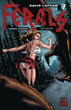 Image: Ferals #7 (variant NYCC cover - Gabriel Andrade) - Avatar Press Inc