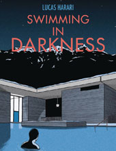 Image: Swimming in Darkness HC  - Arsenal Pulp Press