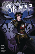 Image: Lady Mechanika: Sangre #5 (2-cover set) - Benitez Productions