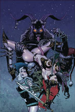 Image: Tarot: Witch of the Black Rose #119 (Yuletide Mash) (2-cover set) - Broadsword Comics