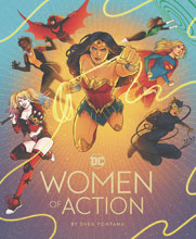 Image: DC Women of Action HC  - Chronicle Books