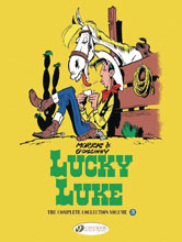 Image: Lucky Luke Complete Collection Vol. 03 HC  - Cinebook